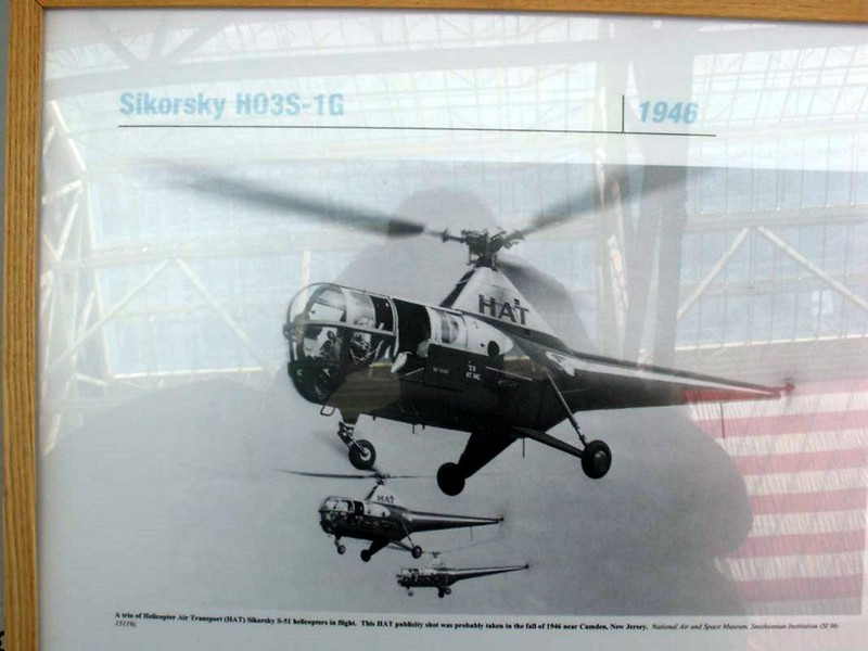 Sikorsky HOS3-1G Libélula 1