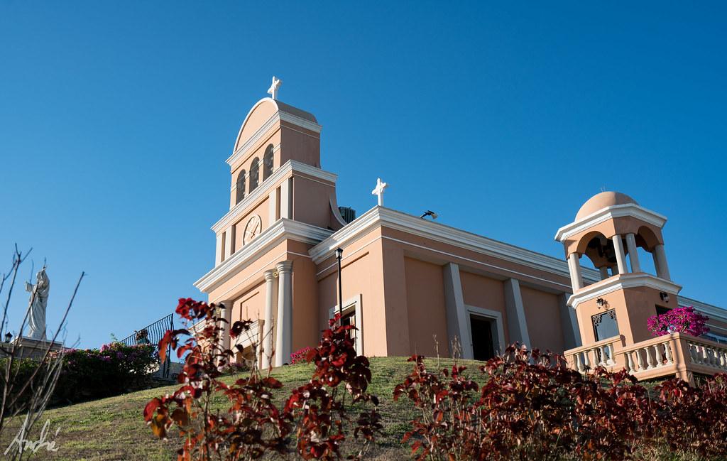 Procesión de Nuestra Señora de Monserrate, Moca, Puerto Ri