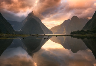 Milford Sound Dramatic Clouds | by Jimmy McIntyre - Editor HDR One Magazine