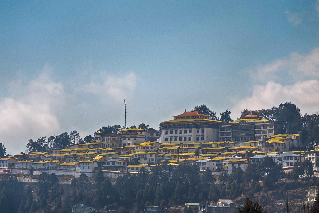 Tawang Monastery, one of the best places to visit in Tawang