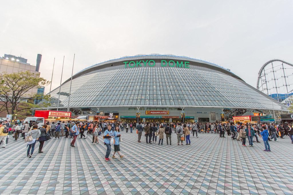 Yomiuri Giants Baseball - Tokyo Dome