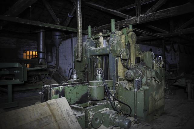 lost sawmill