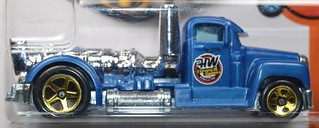 2016 Hot Wheels #147 HW Hot Trucks #7 Turbine Time | by Milton Fox