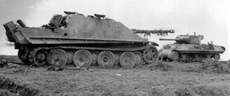 ドイツ軍ヤークトパンター