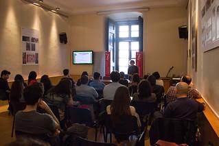 001 Lezione con la Direttrice di produzione Gelsomina Tagliamonte