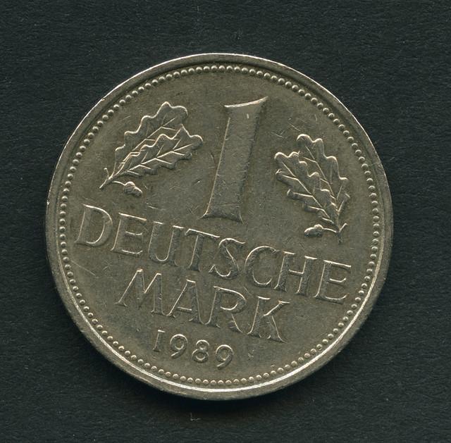 1-Mark-Münze