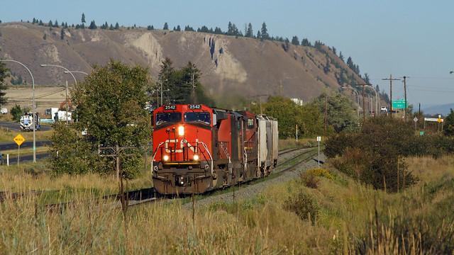 CN 2542 ~ Campbell Creek