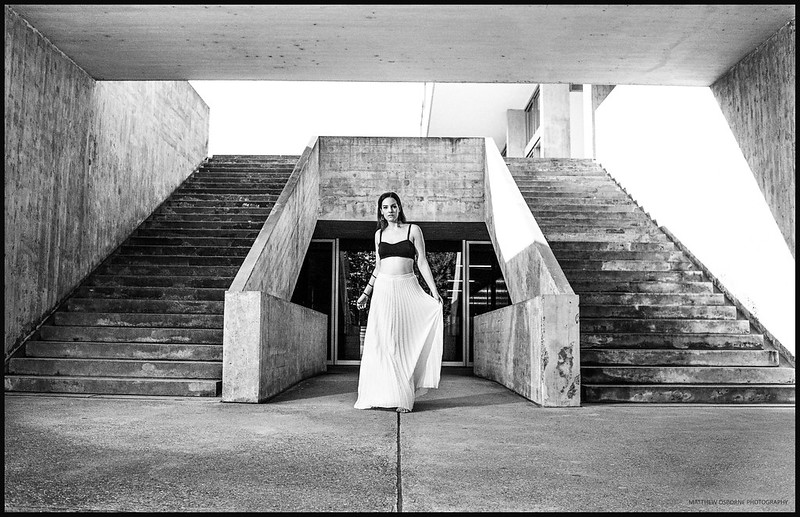 Ilford Pan F 50 Fashion