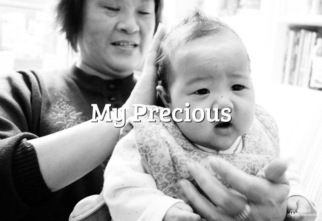 Flickr  Friday: My Precious