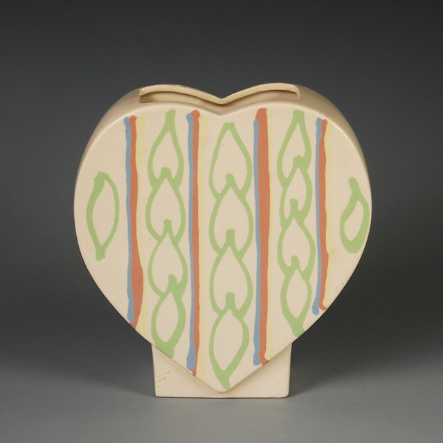 Vase from Promenade Pottery, Brighton 7.25
