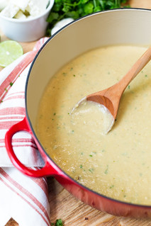 Pureed soup | by Striped Spatula
