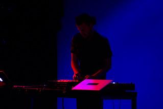 'Deformed EDM' Paul Vandemast-Bell @ NIME 2016 | by johnrobertferguson