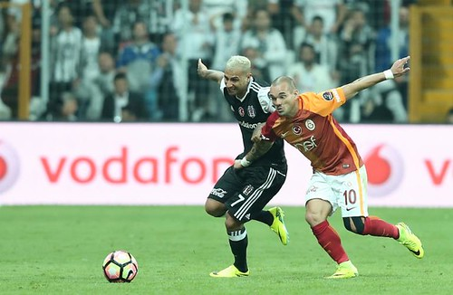 Wesley Sneijder & Ricardo Quaresma