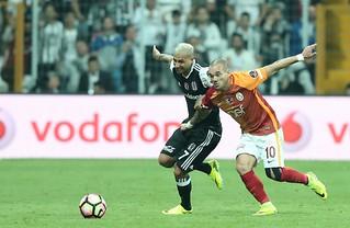 Wesley Sneijder & Ricardo Quaresma   by l3o_