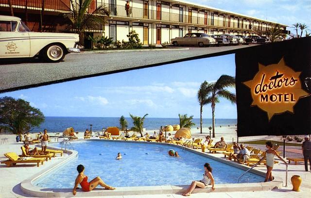Doctors Motel St Petersburg FL