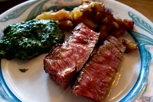 Steak for Two at Peter Luger, Brooklyn | by Jun Seita