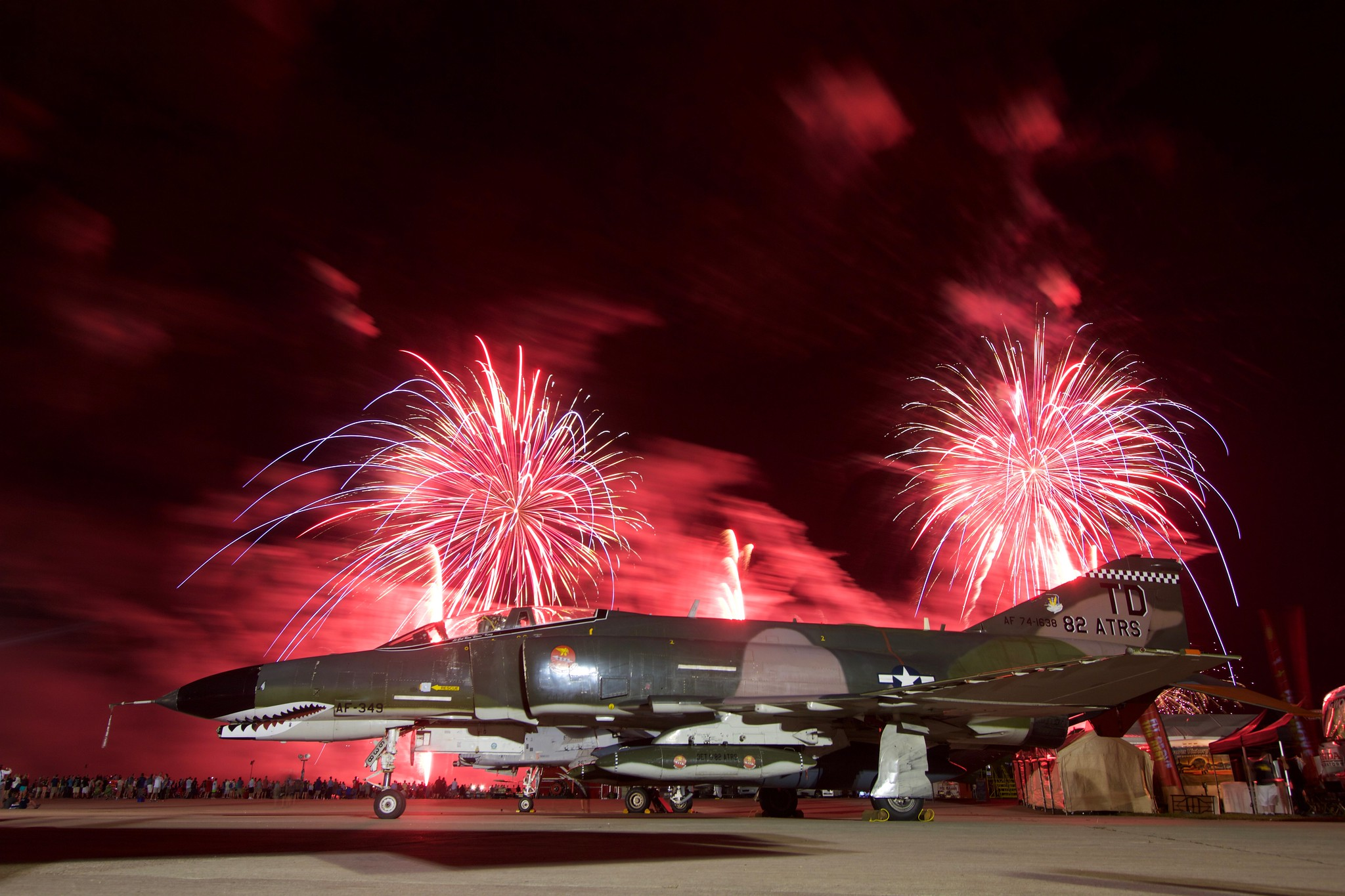 Last F4 Fireworks
