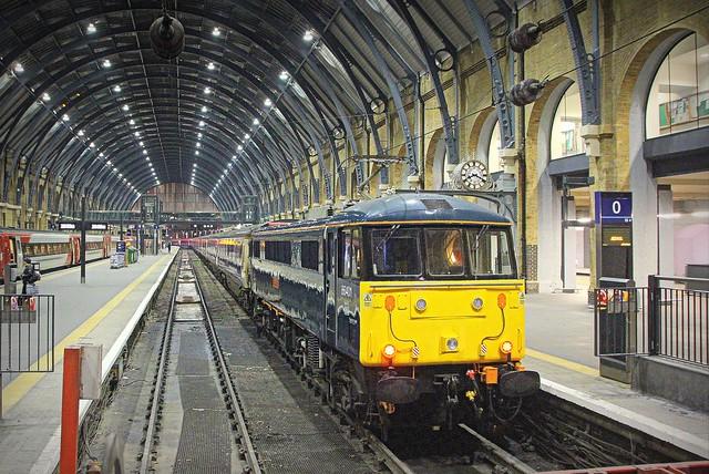 86401 - London Kings Cross