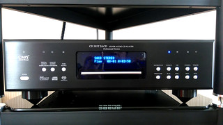Cary Audio CD 303T Professional SACD006 | by dts_hd