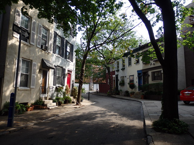 Judson Street, Philadelphia