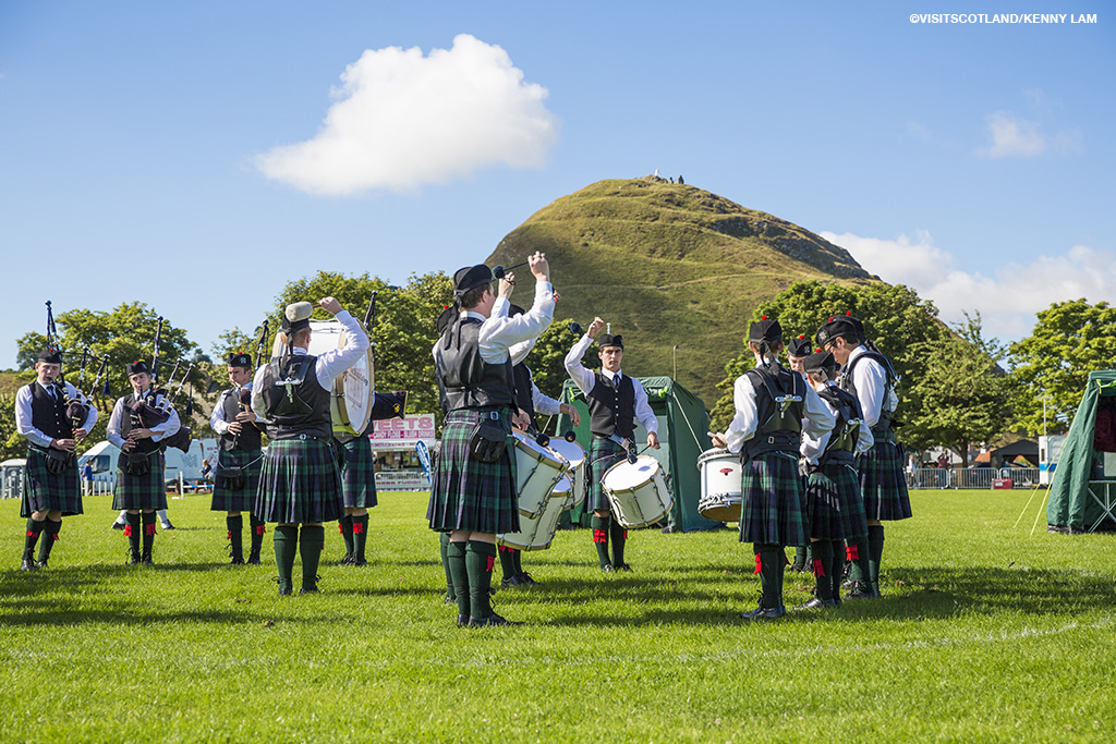 Image result for north berwick highland games entry fee""