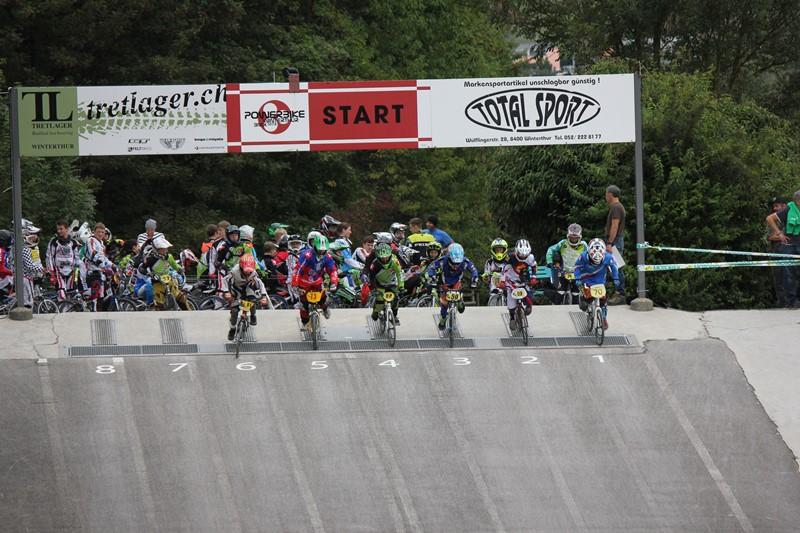 6. DSM-Lauf in Winterthur 31.08.2014