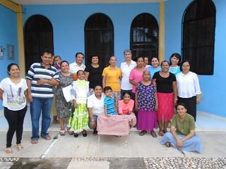 Altamirano - Con los laicos D. P.