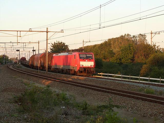 DB Cargo 189 029-2, Duivendrecht