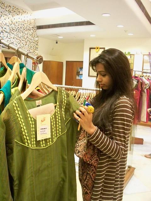 Nalli Silk Sarees (shop in New Delhi, India)