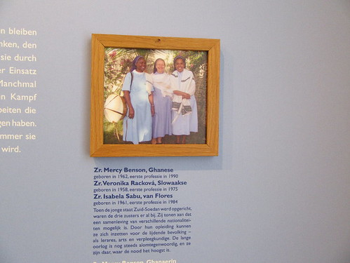 sestry v Južnom Sudáne so sr. Veronikou Theresiou