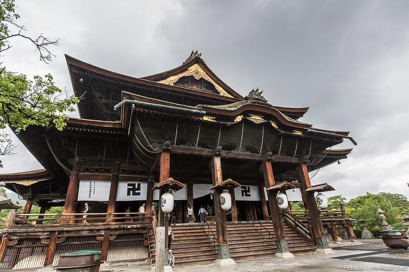 Templo Zenkoji de Nagano