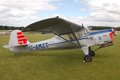 G-AMZT Auster J/5F Aiglet Trainer Popham 200708