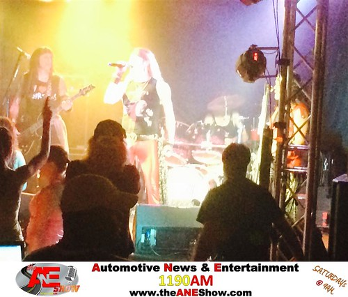 Always looking for entertainment, The ANE Show found @ Metal Shop Dallas playing a show! | by theaneshow