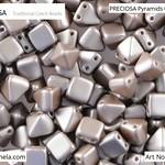 PRECIOSA Pyramids - 111 01 336 - 02010/25005 - Taupe