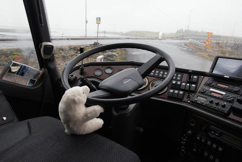 Lars est le nouveau conducteur Reykjavik Excursion