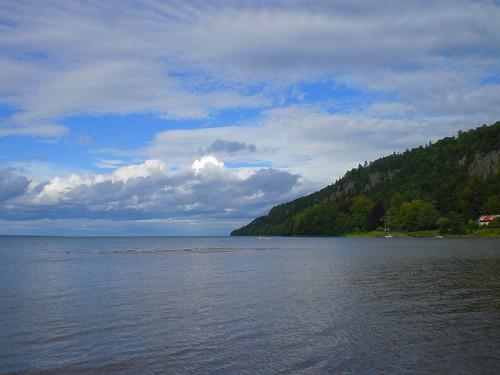 vänern sweden europe water nature clouds casio exz77 paul baumgart paulbaumgart casioexz77