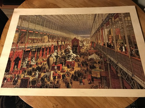 Great Exihibition 1851, Chromographed by T.Picken, 1000 Jumbo | by beeabee