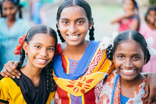 India campus prepares for back to school, several campus improvements underway; story of one girl's 8-year path to high school graduation and move to college | by Peace Gospel