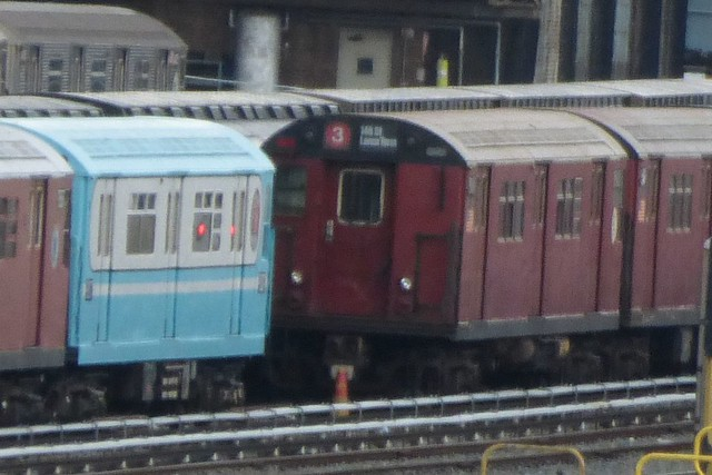 NYCT IRT Main Line R36 9543 (with World's Fair R33