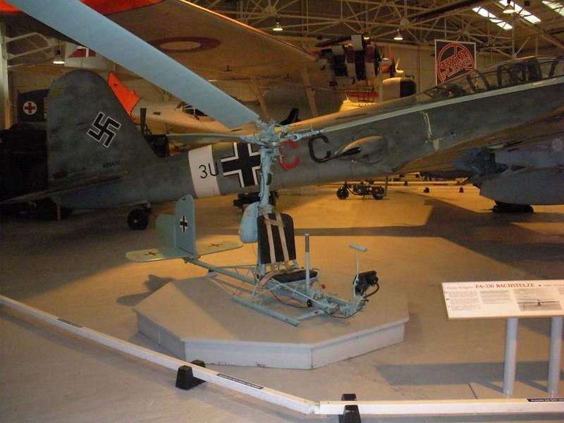 Focke-Achgelis FA 330 Bachstelze 2
