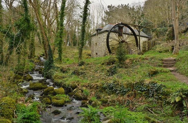 Moulin de Kériolet - Pointe du Millier / Bretagne - Finistère