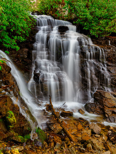 landscape landscapemountain northcarolina smokymountains spring waterfall