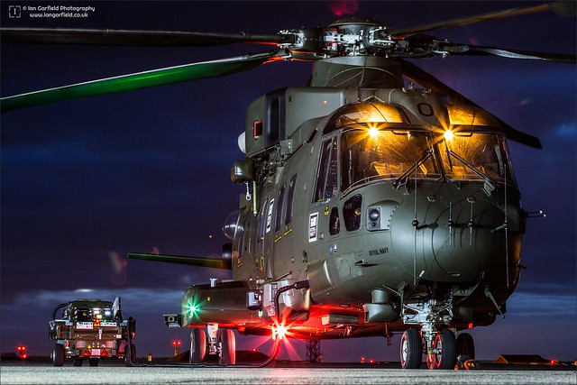 AgustaWestland Merlin HC.3 ZJ130 (Explored 28.3.18 - thank you!)