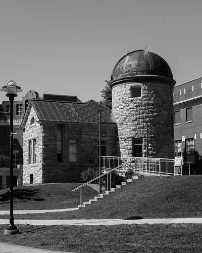 Archimedes Russell's & Alvan Clark's Holden Observatory (1887, relocated 1991)