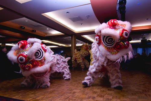 Name: jing-wo-lion-dance-001-20180331 | by goldenjadephoto