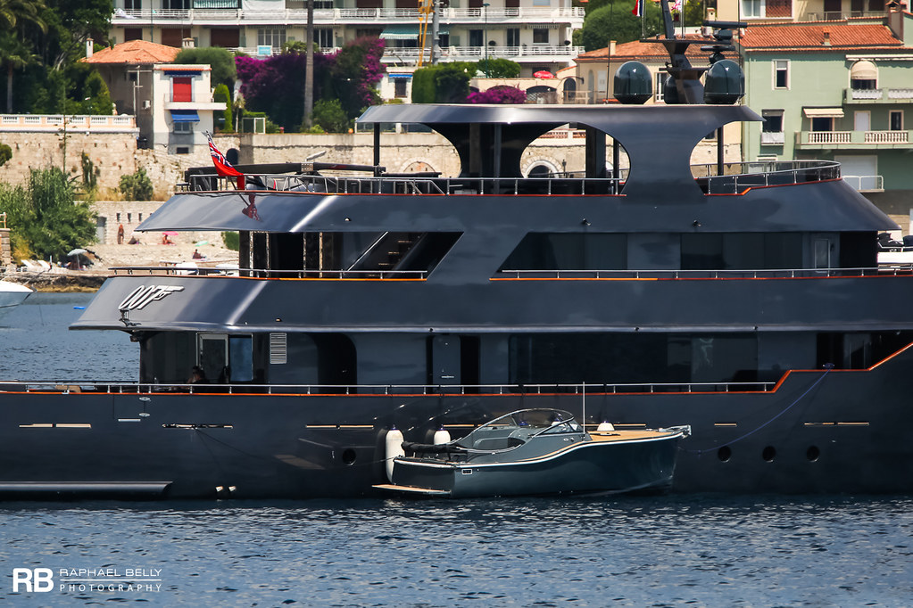 007 - 42m - Aegean Yachts | 007 is the former 32m Amazon A, … | Flickr