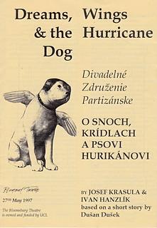 Krasula and Hanzlík: Dreams, Wings & the Hurricane Dog