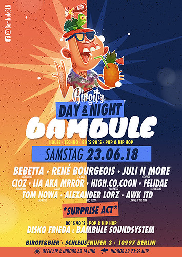 bambule,berlin,party,club,night,birgitundbier,birgit,bier,hip hop,house,techno,pop,rnb,hiphopberlin,dj,bebetta,rene bourgeois,juli n more,cioz,lia,mrror,high.co.coon,felidae,tom nowa,alexanderlorz,awkitd,berlin,dayandnight | by Bambule BLN
