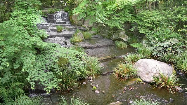 Le jardin Kôko-En (Himeji, Japon)