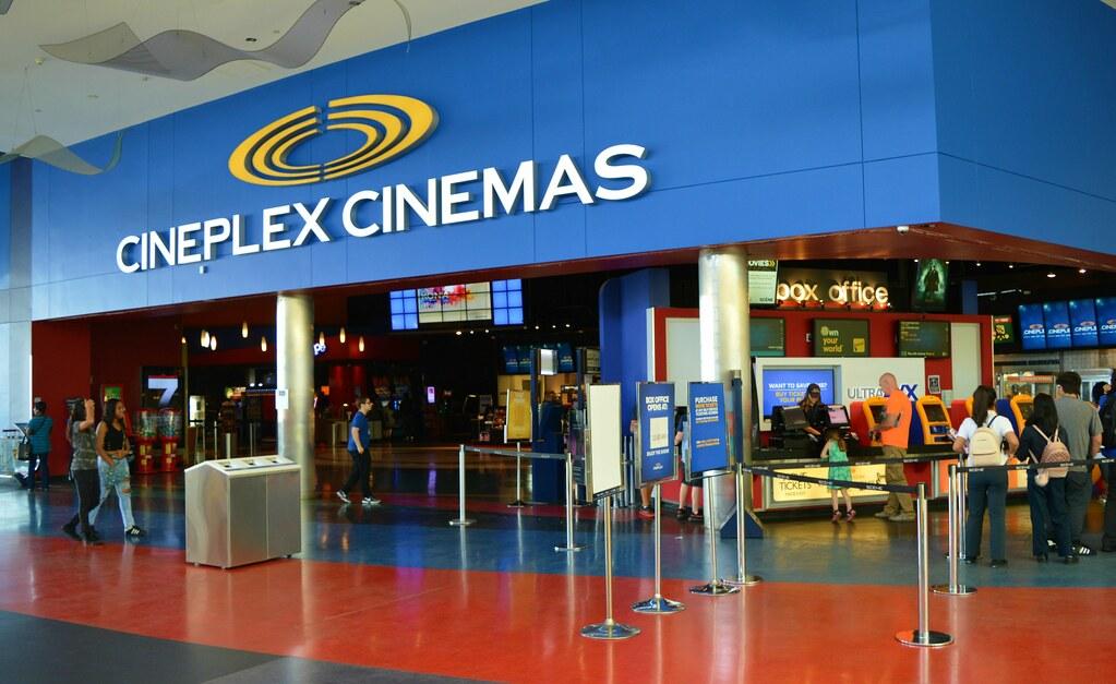 Cineplex Cinemas .... Yorkdale Shopping Centre | .... 3401 D… | Flickr